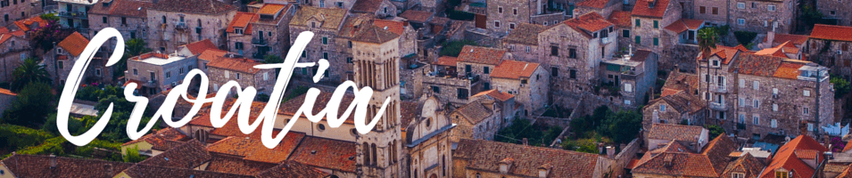 Category Header - Croatia Stories from Global Locavore